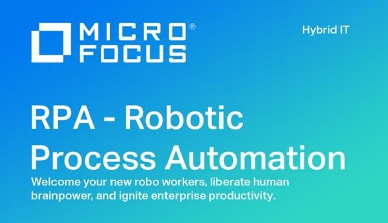Roboty Micro Focus RPA w codziennej pracy importera, podmiotu odpowiedzialnego, hurtowni i wytwórcy leków.